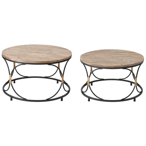 Fisher Island Coffee Tables (Set of 2)