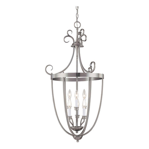 3-Light Foyer Entry Lantern