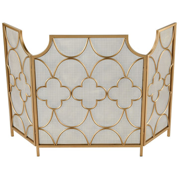 Three Magi Fireplace Screen