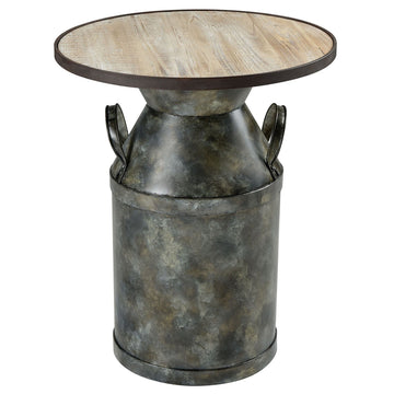 Spacious Skies Accent Table
