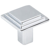Elements Calloway Square Cabinet Knob