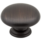 "Elements 1-3/16"" Diameter Mushroom Cabinet Knob"