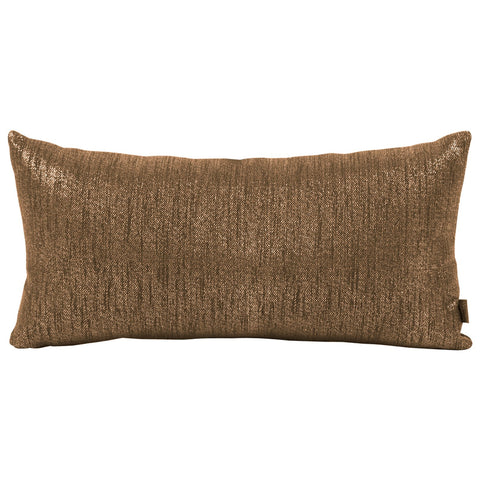 "Glam 11"" x 22"" Kidney Pillow"