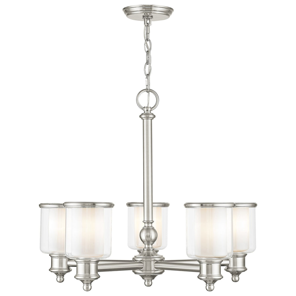 Middlebush 5-Light Chandelier