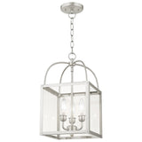 Milford 3-Light Convertible Chain Hang/Ceiling Mount