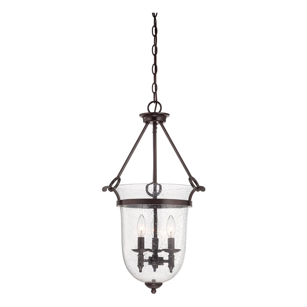 Trudy 3-Light Foyer Pendant