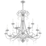 Daphne 15-Light Foyer Chandelier
