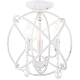 Aria 3-Light Convertible Mini Chandelier