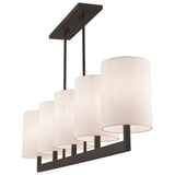 Hayworth 5-Light Linear Chandelier