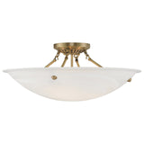 Oasis 4-Light Ceiling Mount