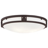 Titania 3-Light Ceiling Mount