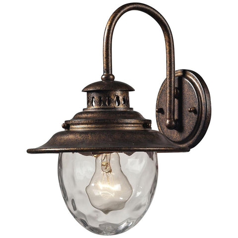 Searsport 1-Light Outdoor Wall Sconce