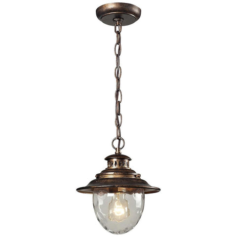 Searsport 1-Light Outdoor Pendant