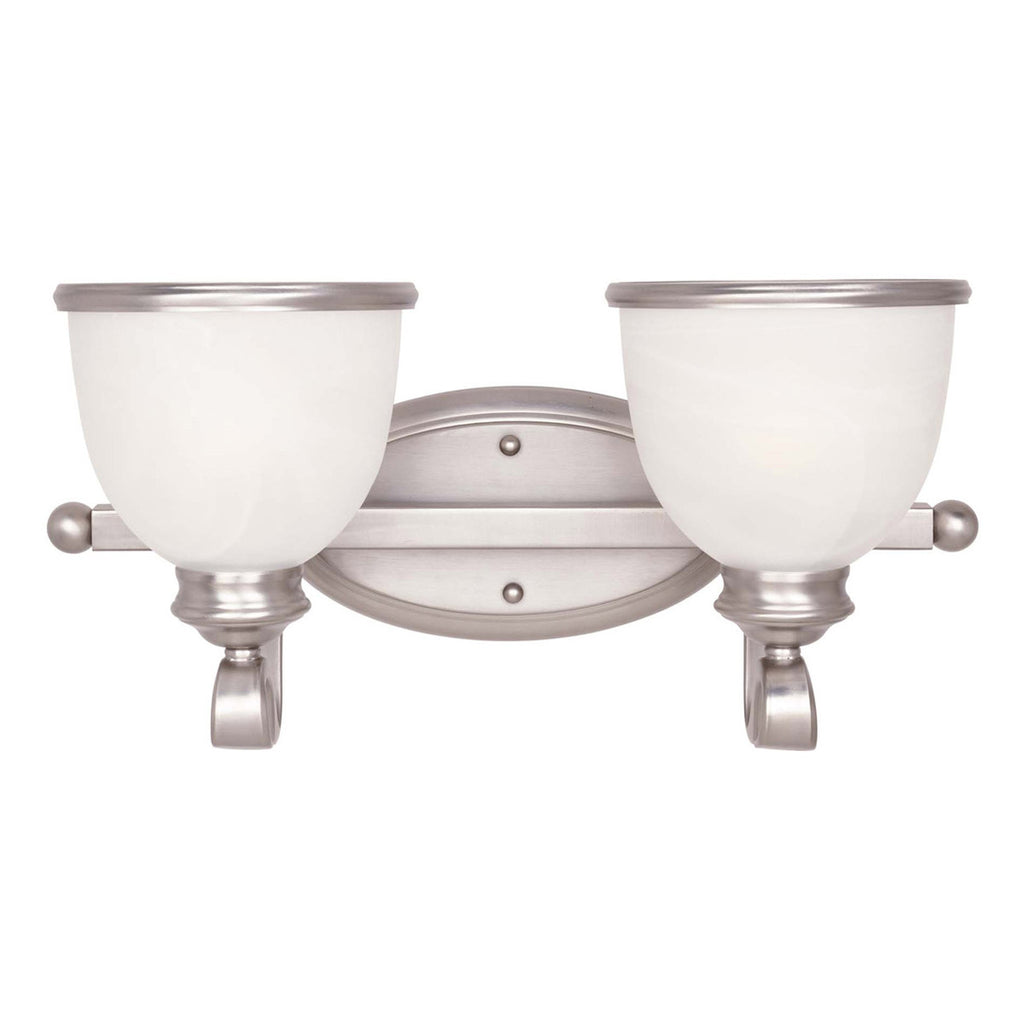 Willoughby 2-Light Bath Bar