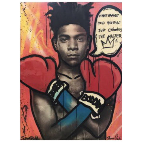 Basquiat Art