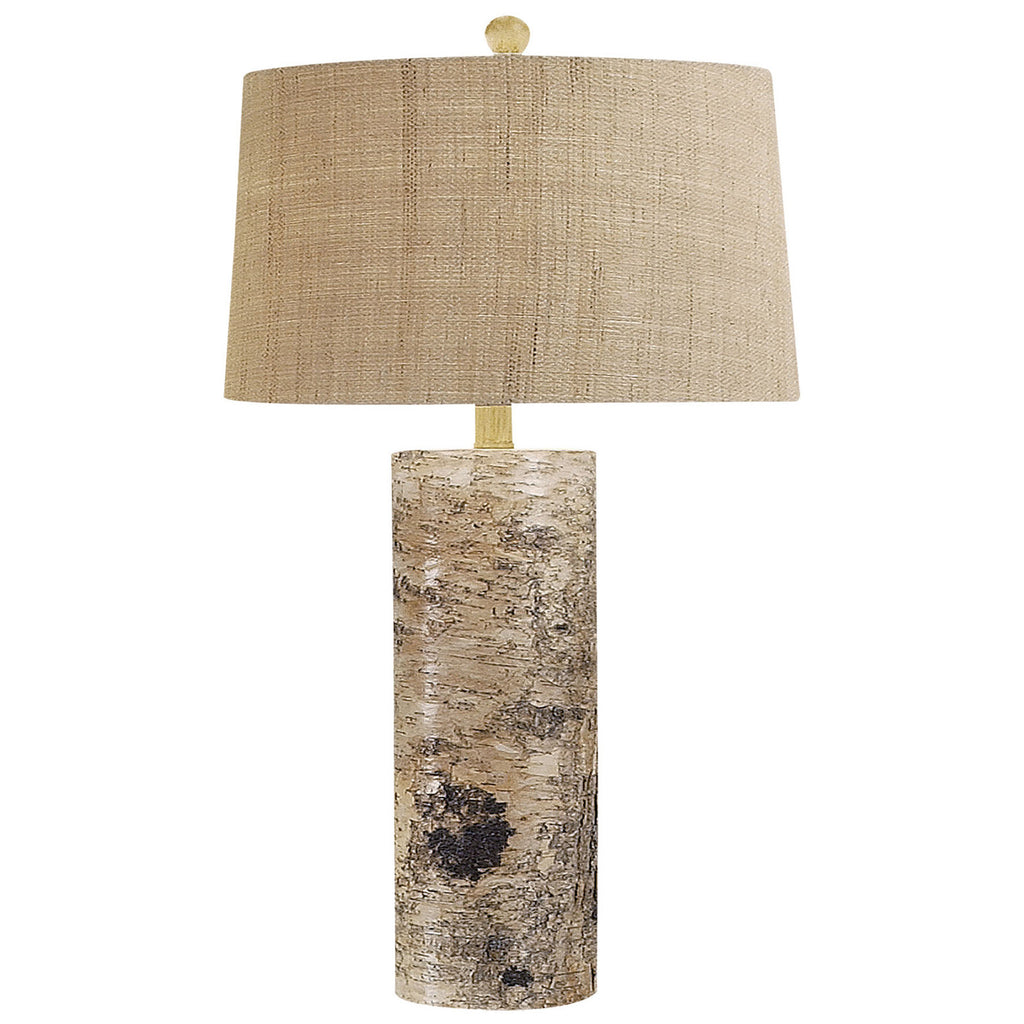 Aspen Bark Table Lamp