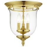 Legacy 3-Light Ceiling Mount
