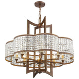 Grammercy 8-Light Chandelier