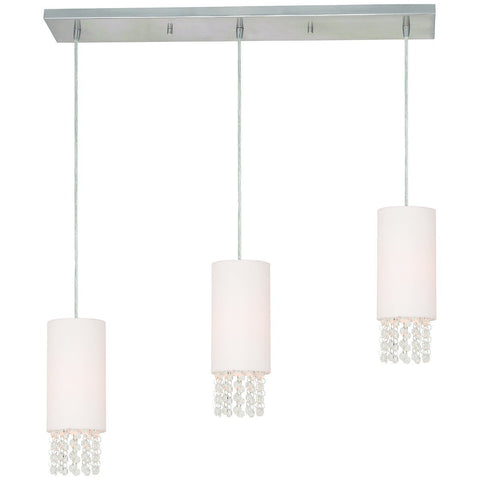 Carlisle 3-Light Linear Chandelier