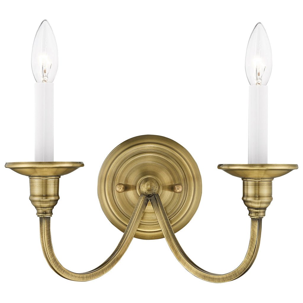 Cranford 2-Light Wall Sconce