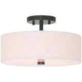 Meridian 2-Light Large Ceiling Mount