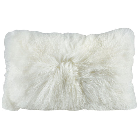 Apres-ski Pillow - White