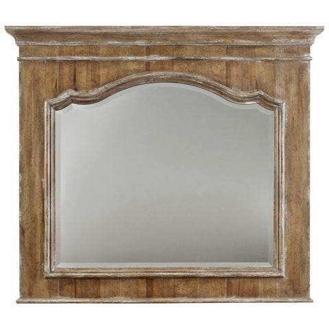 Chatelet Mirror in Light Wood