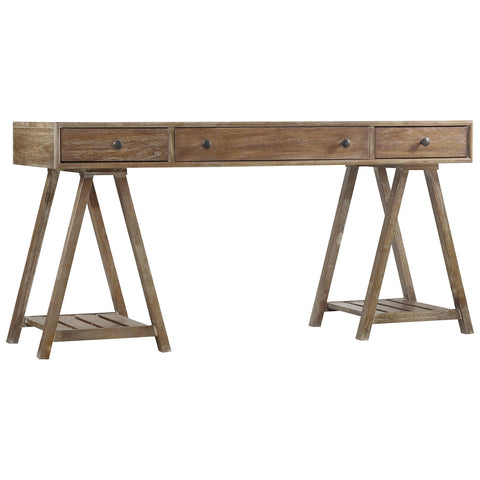 Studio 7H Stiegs Writing Desk in Light Wood