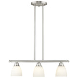 Somerville 3-Light Linear Chandelier