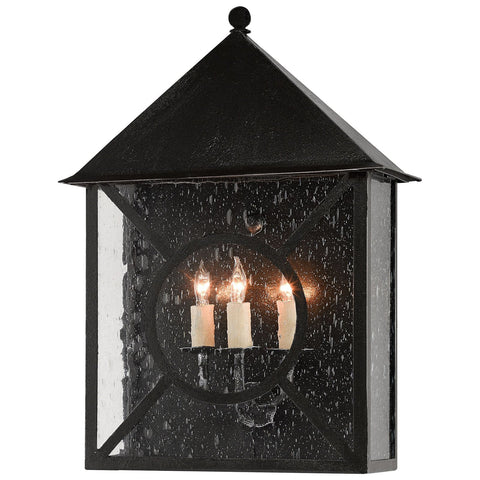 Ripley Outdoor Wall Sconce, Large