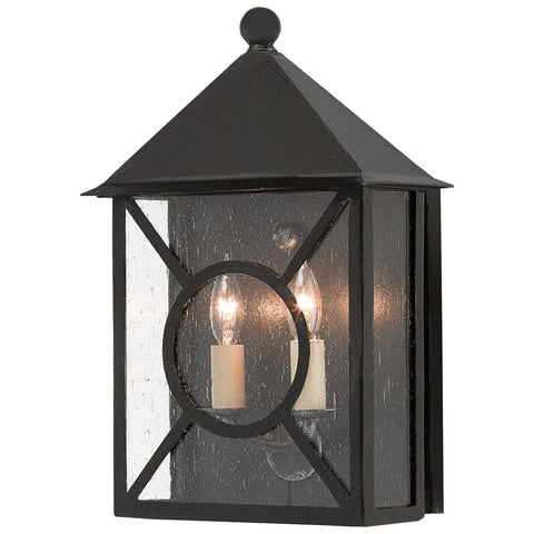 Ripley Outdoor Wall Sconce, Medium