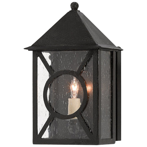 Ripley Outdoor Wall Sconce, Small