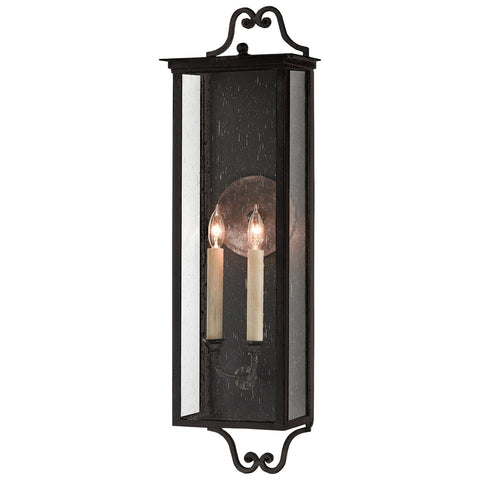 Giatti Outdoor Wall Sconce, Medium