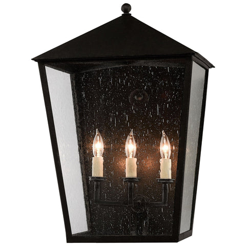 Bening Outdoor Wall Sconce, Large