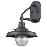 Vinton Station 1-Light Outdoor Wall Lamp