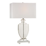 Avonmead 1-Light Clear Table Lamp