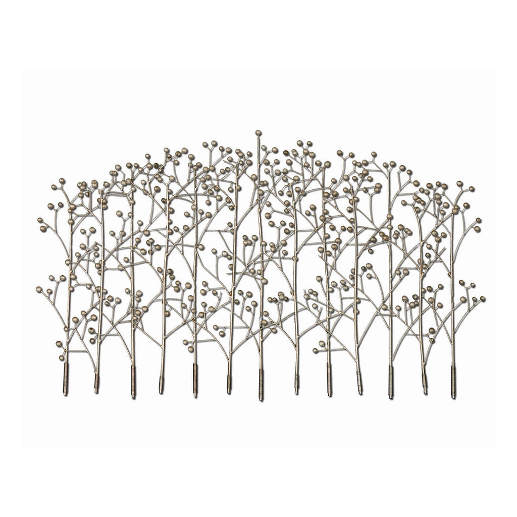Iron Trees Metal Wall Art