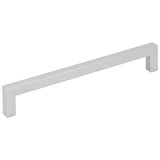 "Elements Stanton 6-5/8"" Overall Length Square Cabinet Bar Pull"