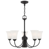 Ridgedale 5+1-Light Chandelier