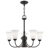 Ridgedale 6-Light Dinette Chandelier