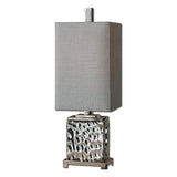 Bashan Nickel Lamp
