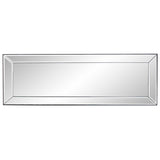 Vogue Modern Square Mirror