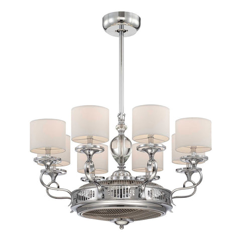 Levantara 8-Light Chandelier