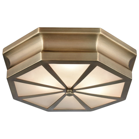 Windsor 3-Light Flush Mount