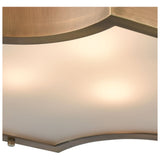 Gordon 3-Light Flush Mount