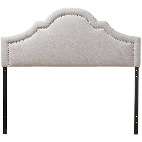 Rita Modern and Contemporary Fabric Upholstered Headboard