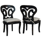 Artifacts Side Chairs, Set of 2