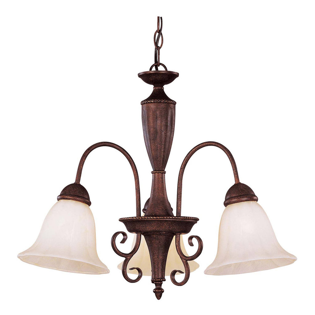 Liberty 3-Light Chandelier
