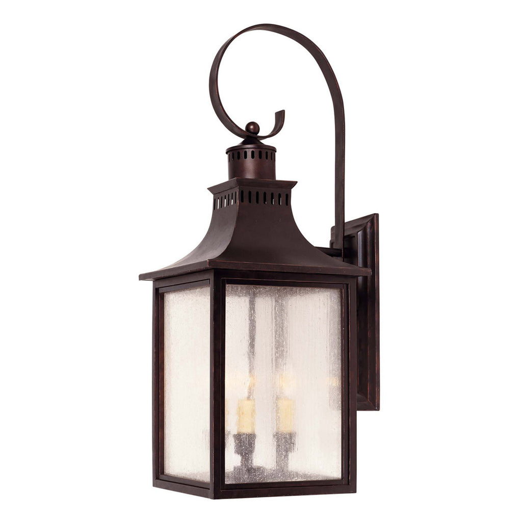 Monte Grande 3-Light Wall Mount Lantern