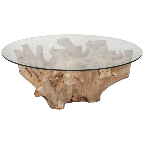 Root Coffee Table in Natural